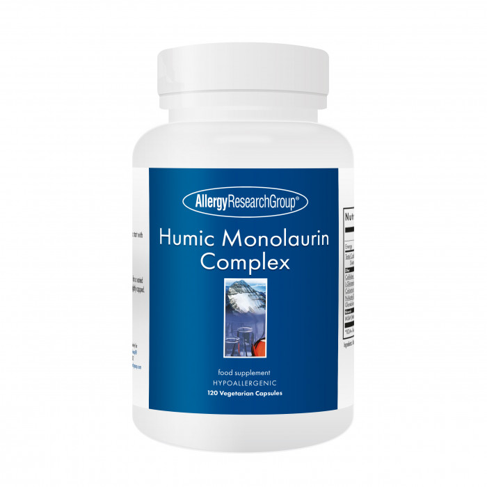 Humic-Monolaurin Complex 120's