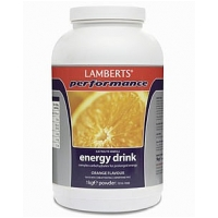 Energy Drink Orange - 1000g powder