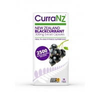 CurraNZ New Zealand Blackcurrant 30's