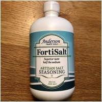 Fortisalt 550ml