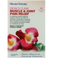 Devil's Claw Muscle & Joint Pain Relief 40's
