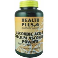 Ascorbic Acid & Calcium Ascorbate Powder 250g