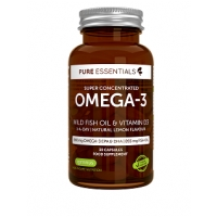 Pure Essentials Omega 3 660mg 30's