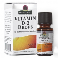 Vitamin D-3 Drops 15ml
