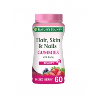 Hair, Skin & Nails Gummies 60's
