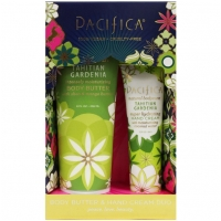 Gift Set Body Butter & Hand Cream Duo Tahitian Gardenia