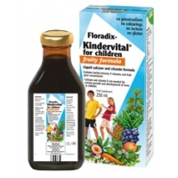 Floradix Kindervital Fruity Formula 250ml