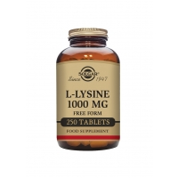 L-Lysine 1000mg 250's (Currently Unavailable)