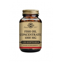 Fish Oil Concentrate 1000mg 120's