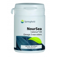 NourSea Calanus Oil 500mg 60's