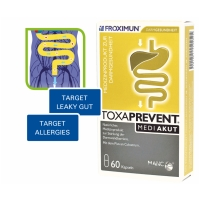 Toxaprevent Medi Acute (Akut) 60's