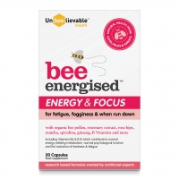 BEE Energised, Energy & Focus 20's