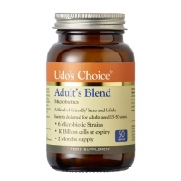 Adult's Blend Microbiotics (for adults 15+ years) 60 vegecaps