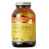 Ultimate Oil Blend Omega 3&6 1000mg (capsules) 180's