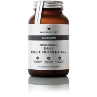Food-Grown Daily Multi Nutrient 45+ 60's (Bespoke Man) (expected early october)