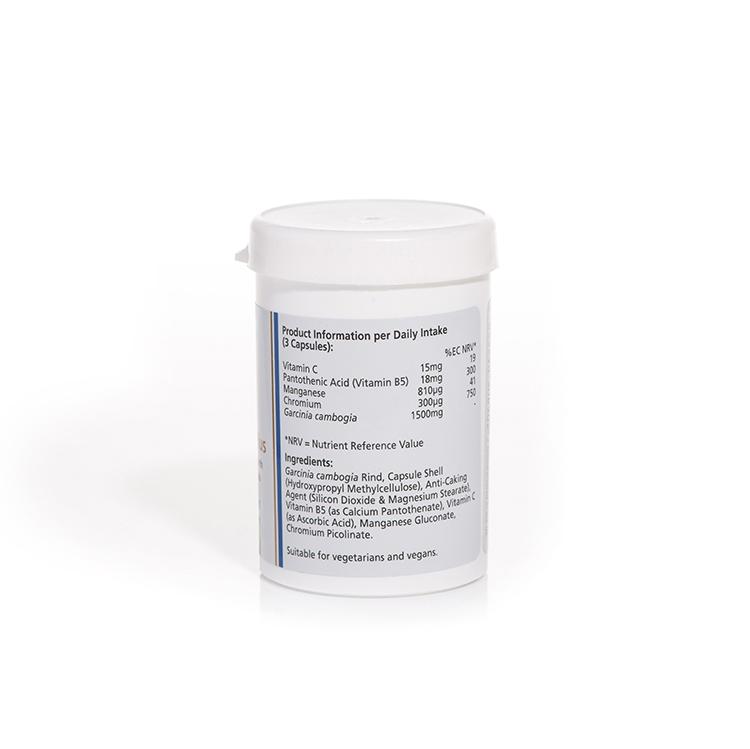 Garcinia Cambogia Plus 90 S The Natural Dispensary
