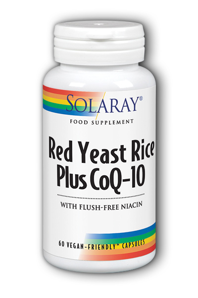Red Yeast Rice + Co-Q10 60's