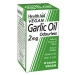 Vegan Garlic Oil 2mg Odourless 30's