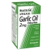 Vegan Garlic Oil 2mg Odourless  60's
