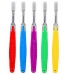 Soladay J3X titanium light activated Ionic Toothbrush (blue) x 1 (LAST FEW IN STOCK)