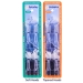 Soladey-eco Ionic toothbrush (Tapered) MEDIUM bristle heads 4's